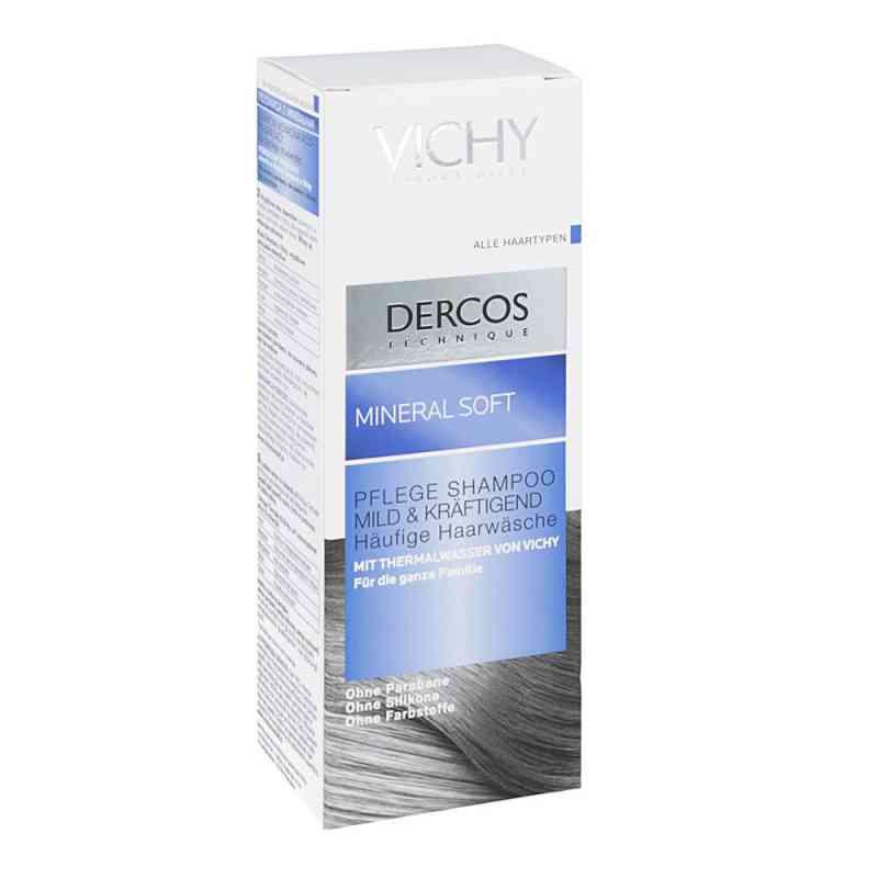 Vichy Dercos szampon mineralny dla całej rodziny  zamów na apo-discounter.pl