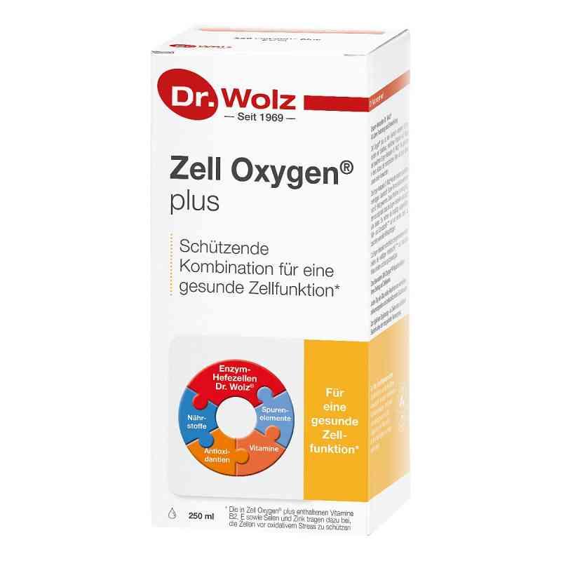 Dr Wolz Zell Oxygen Plus preparat priobiotyczny  zamów na apo-discounter.pl