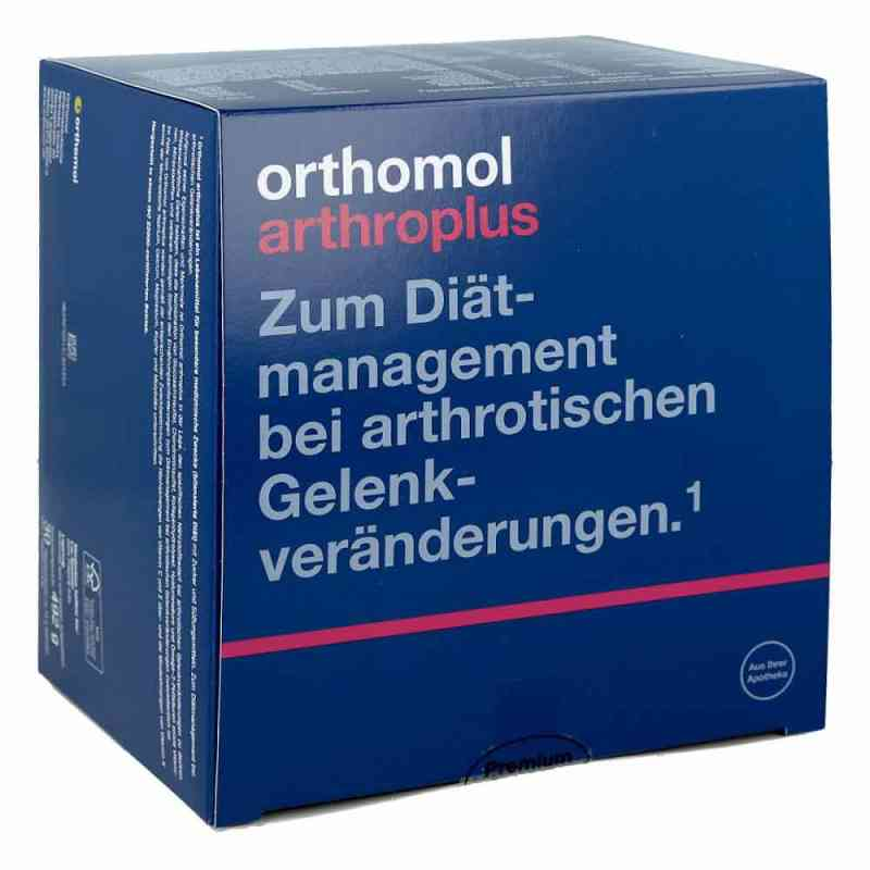 Orthomol Arthroplus proszek+kapsułki  zamów na apo-discounter.pl