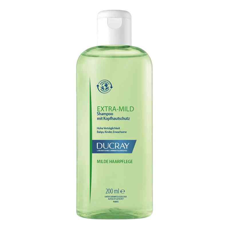 Ducray Extra Mild delikatny szampon do włosów zamów na apo-discounter.pl