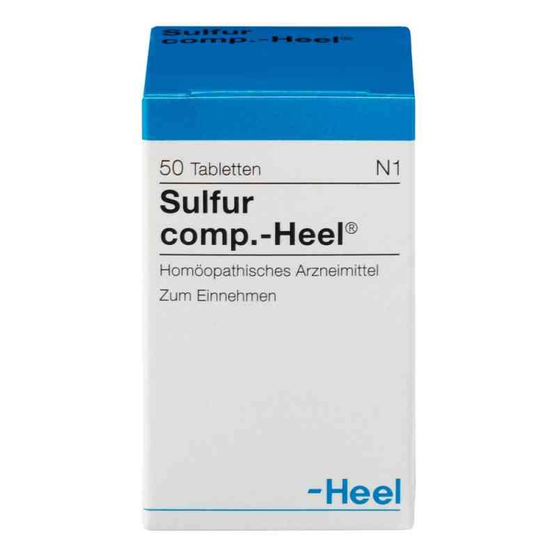 Heel Sulfur Comp. Tabletki  zamów na apo-discounter.pl