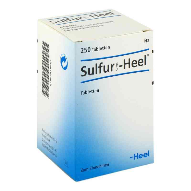 Sulfur Comp. Heel Tabl.  zamów na apo-discounter.pl