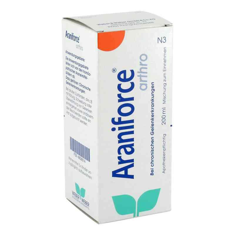Araniforce arthro Tropfen zamów na apo-discounter.pl