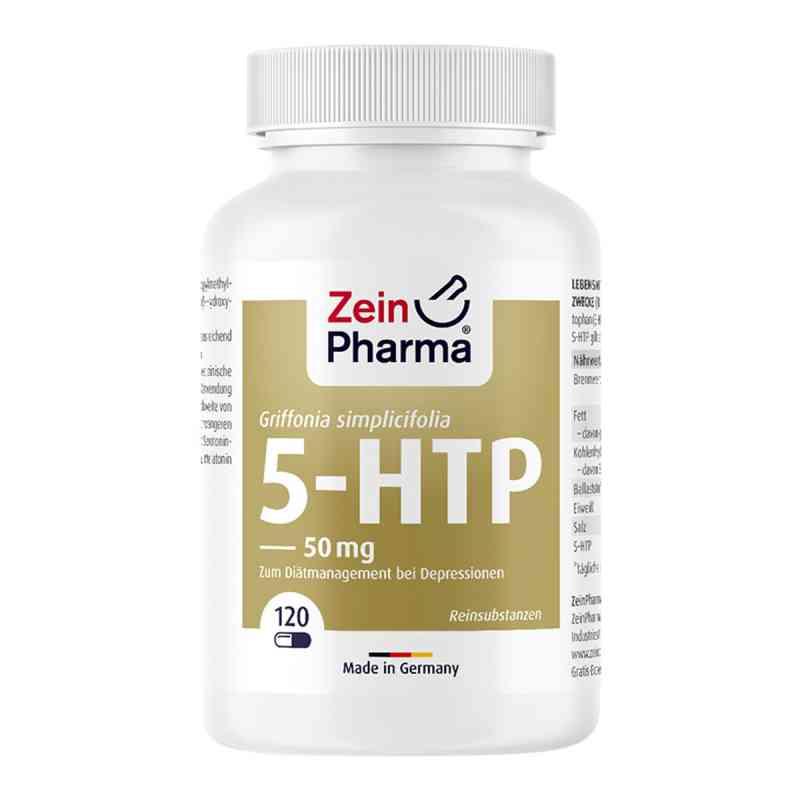 Griffonia 5 Htp 50 mg Kapseln  zamów na apo-discounter.pl