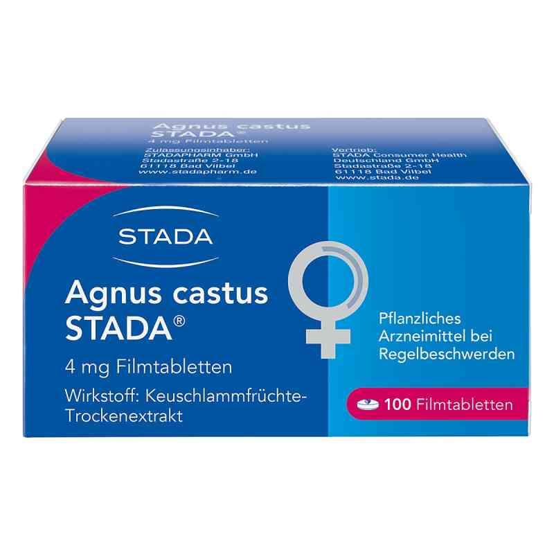 Agnus Castus Stada Tabletki powlekane 4mg zamów na apo-discounter.pl