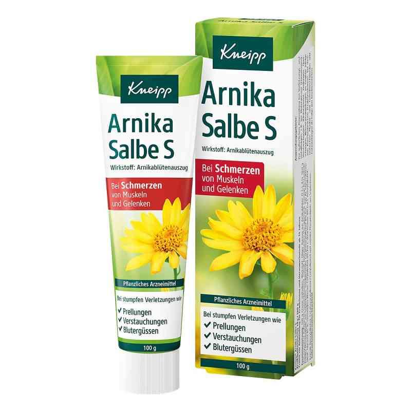 Maść z arniki Kneipp Arnika Salbe S  zamów na apo-discounter.pl