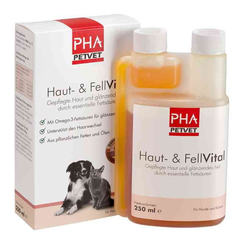 Pha Haut- und Fellvital f.Hunde fluessig  zamów na apo-discounter.pl