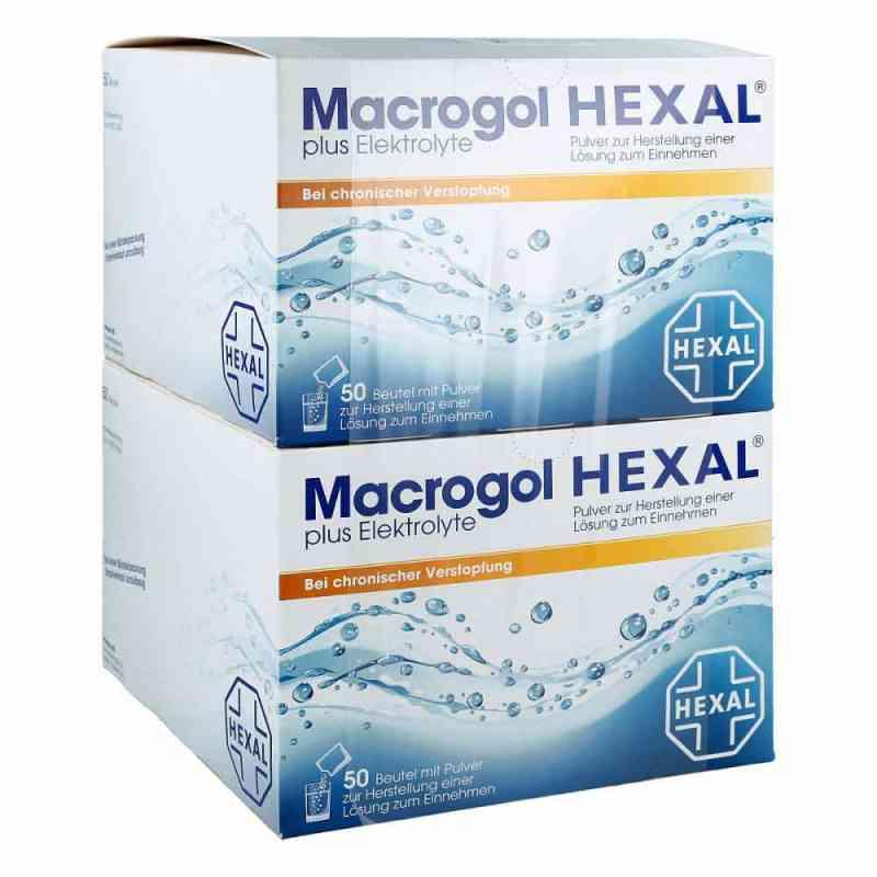 Macrogol Hexal plus Elektrolyte w proszku  zamów na apo-discounter.pl