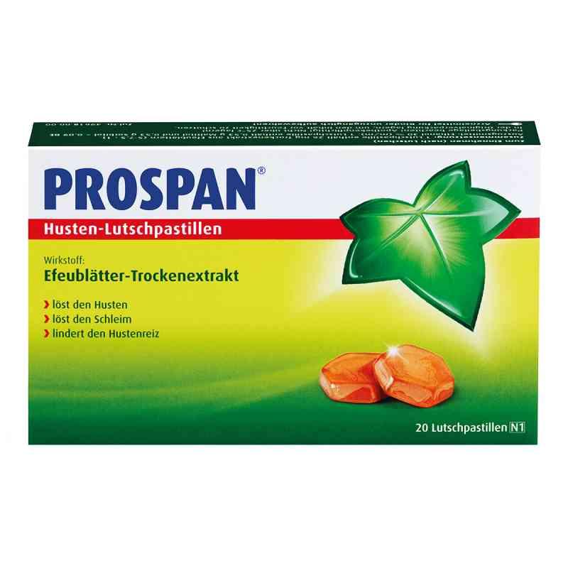 Prospan Husten Lutschpastillen  zamów na apo-discounter.pl