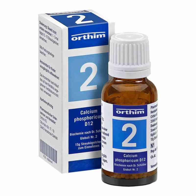 Biochemie Globuli 2 Calcium phosphoricum D 12 zamów na apo-discounter.pl