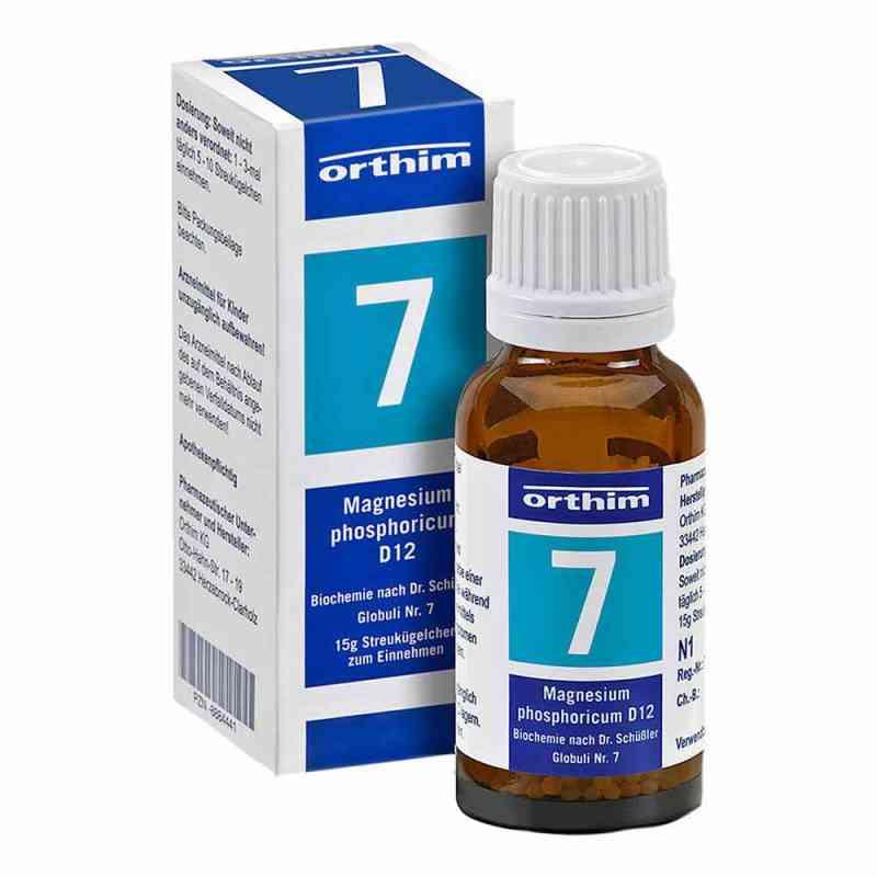 Biochemie Globuli 7 Magnesium phosphoric.D 12  zamów na apo-discounter.pl