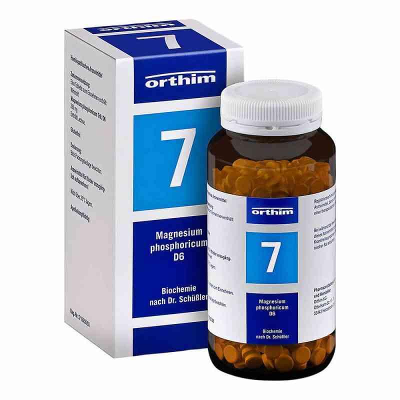 Biochemie 7 Magnesium phosphoric.D 6 Tabl.  zamów na apo-discounter.pl