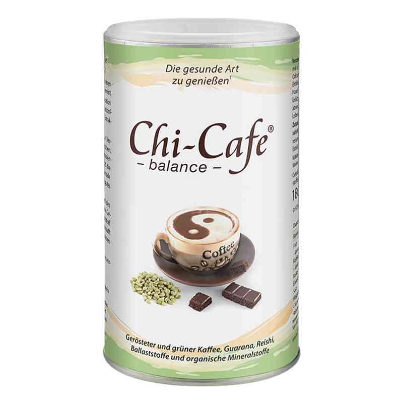 Chi Cafe balance proszek  zamów na apo-discounter.pl