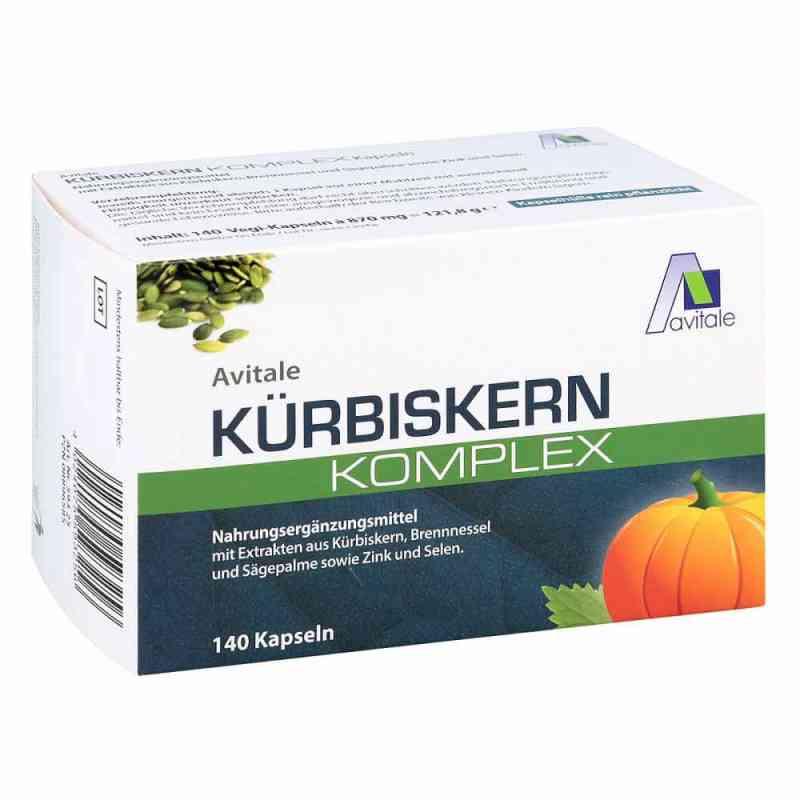 Kuerbiskern Komplex kapsułki  zamów na apo-discounter.pl