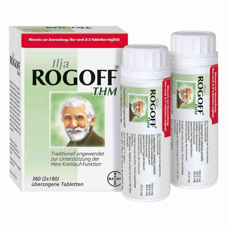 Ilja Rogoff Thm tabletki wspierające układ krążenia  zamów na apo-discounter.pl
