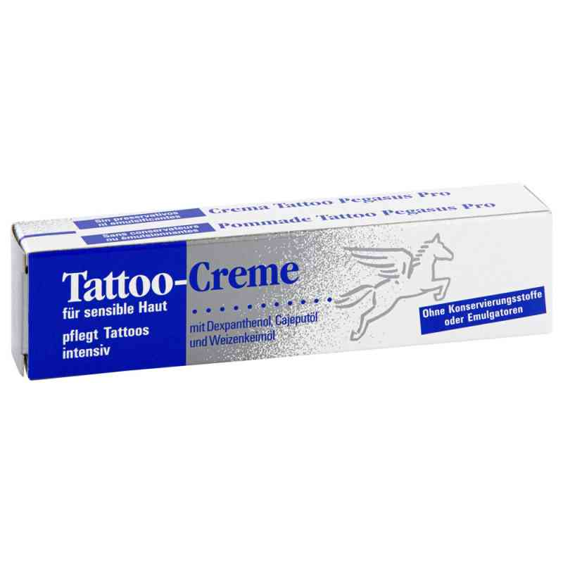 Tattoo Pegasus Pro krem gojący do tatuażu 25 ml od Pegasus Pro GmbH PZN 08917459