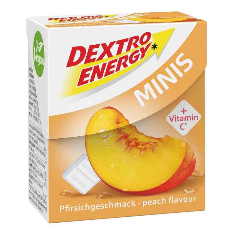 Dextro Energen cukierki o smaku brzoskwiniowym  zamów na apo-discounter.pl