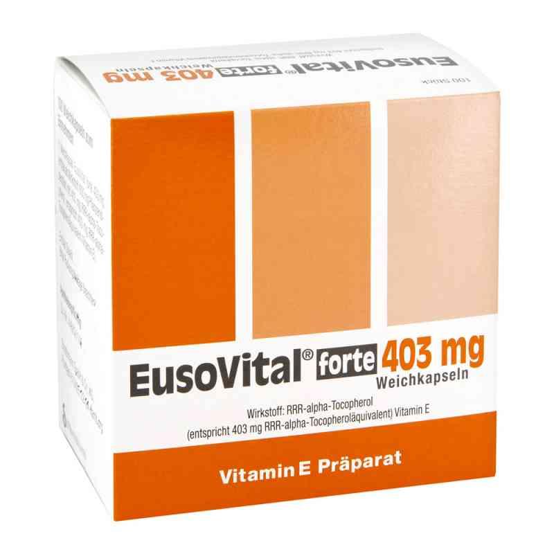 Eusovital forte 403 mg Kapseln  zamów na apo-discounter.pl