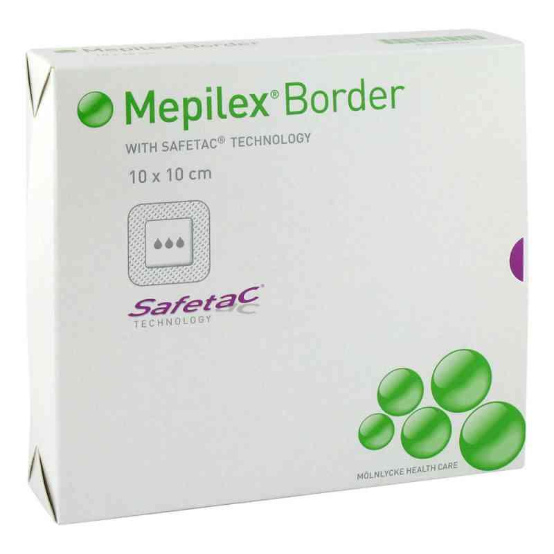 Mepilex Border Schaumverband 10x10cm zamów na apo-discounter.pl