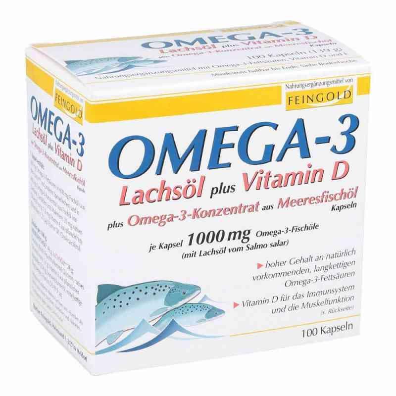Omega 3 z witaminą D kapsułki  zamów na apo-discounter.pl