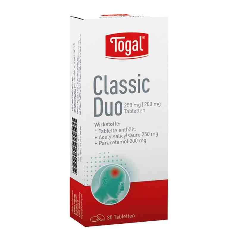 Togal Classic Duo Tabl.  zamów na apo-discounter.pl