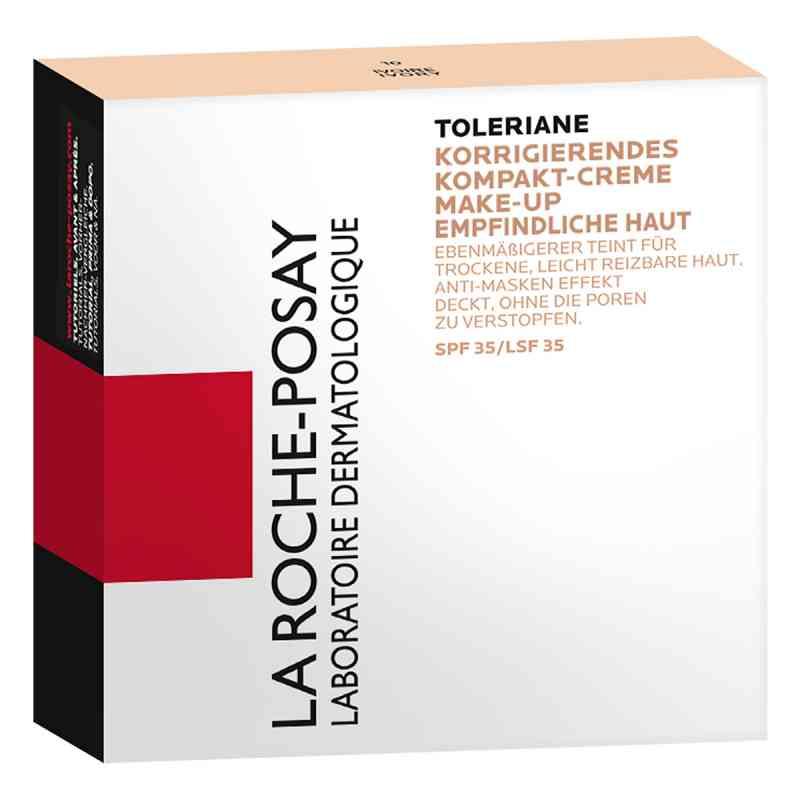 La Roche Posay Toleriane Teint Compact podkład w kompakcie nr 15  zamów na apo-discounter.pl
