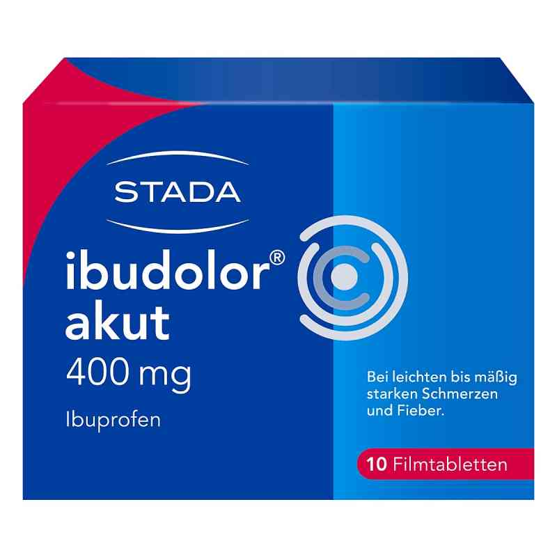Ibudolor akut 400 mg Filmtabletten zamów na apo-discounter.pl