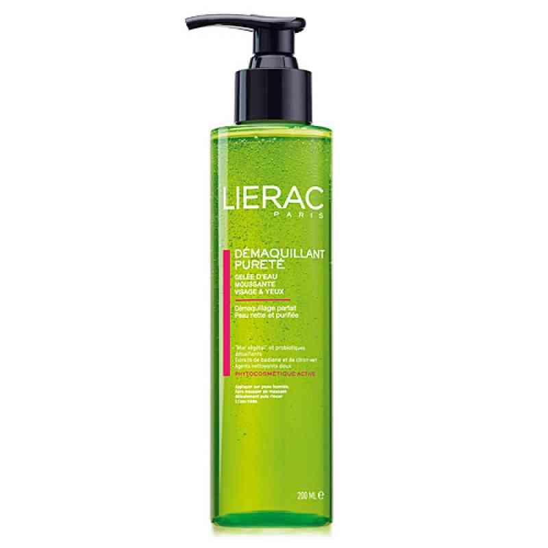 Lierac Demaquillant Purete żel oczyszczający  zamów na apo-discounter.pl