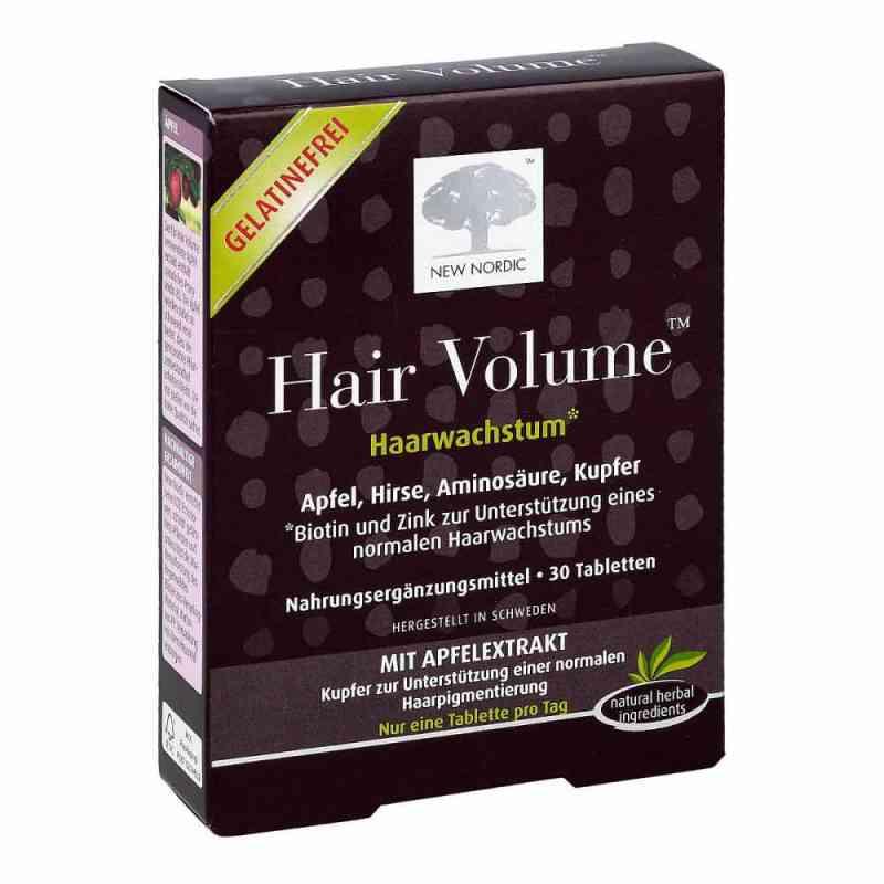 Hair Volume tabletki zwiększające objętość włosów  zamów na apo-discounter.pl
