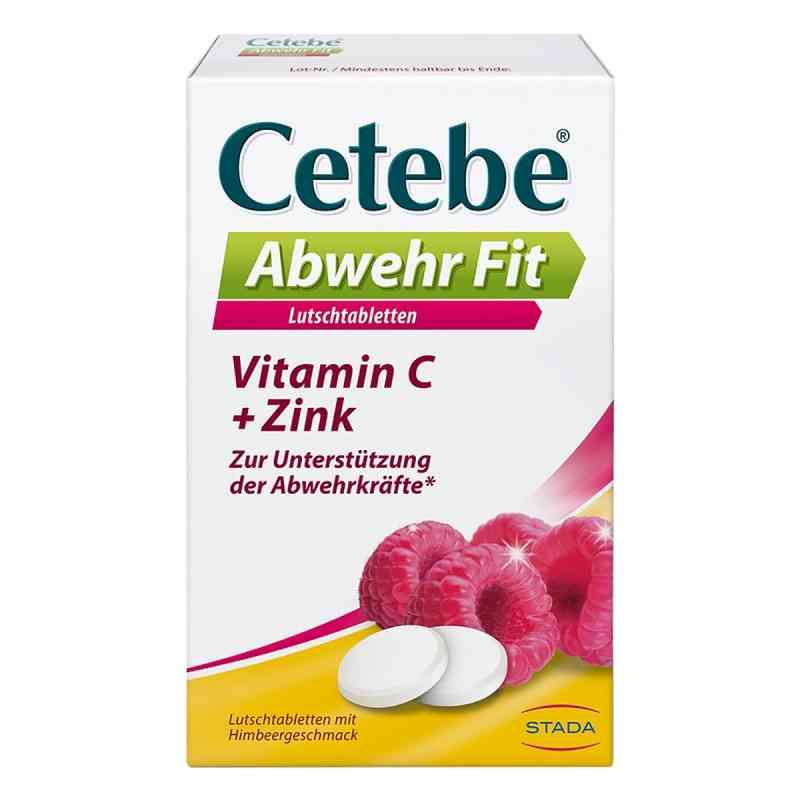 Cetebe Abwehr Fit tabletki do ssania  zamów na apo-discounter.pl