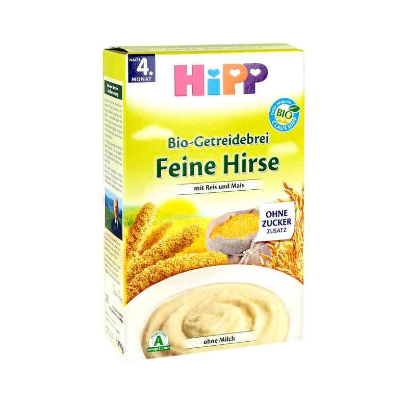 Hipp Bio kaszka jaglana z ryżem i kukurydzą zamów na apo-discounter.pl