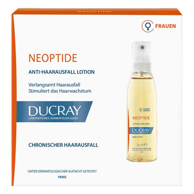 Ducray Neoptide ampułki przeciw wypadaniu włosów zamów na apo-discounter.pl