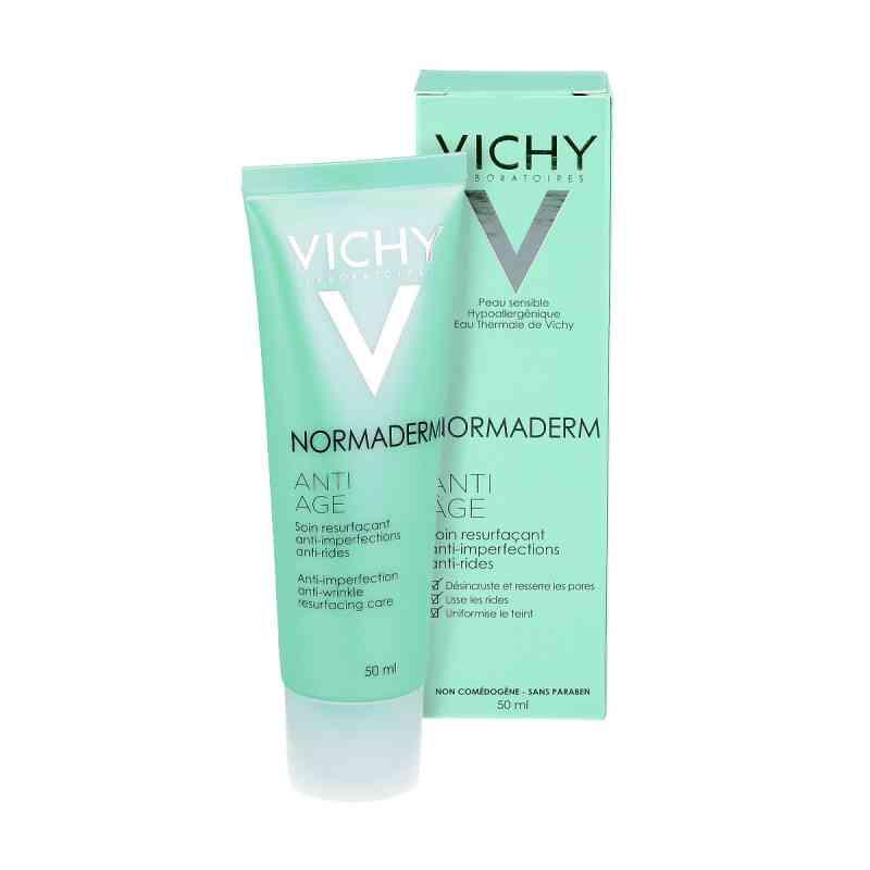Vichy Normaderm Anti-Age krem przeciwzmarszczkowy  zamów na apo-discounter.pl