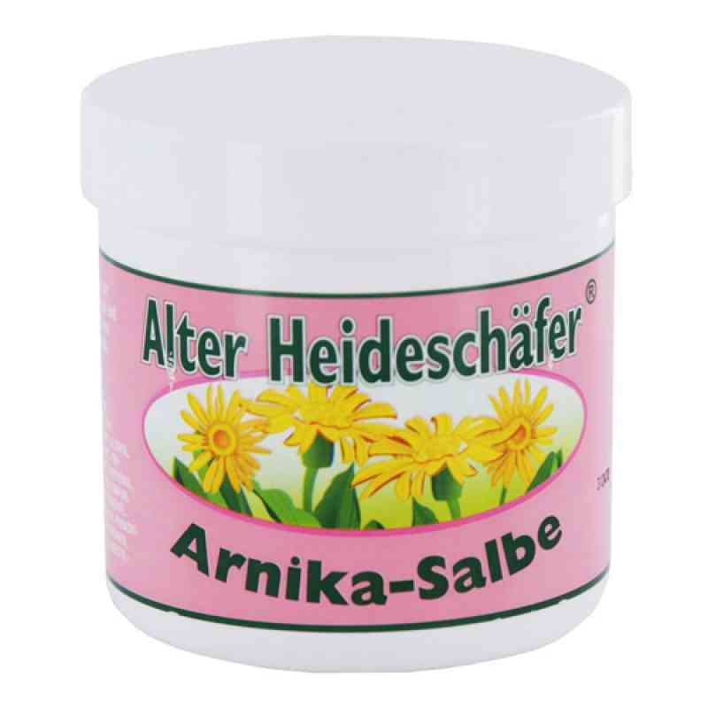 Arnika Alter Heideschaefer maść   zamów na apo-discounter.pl
