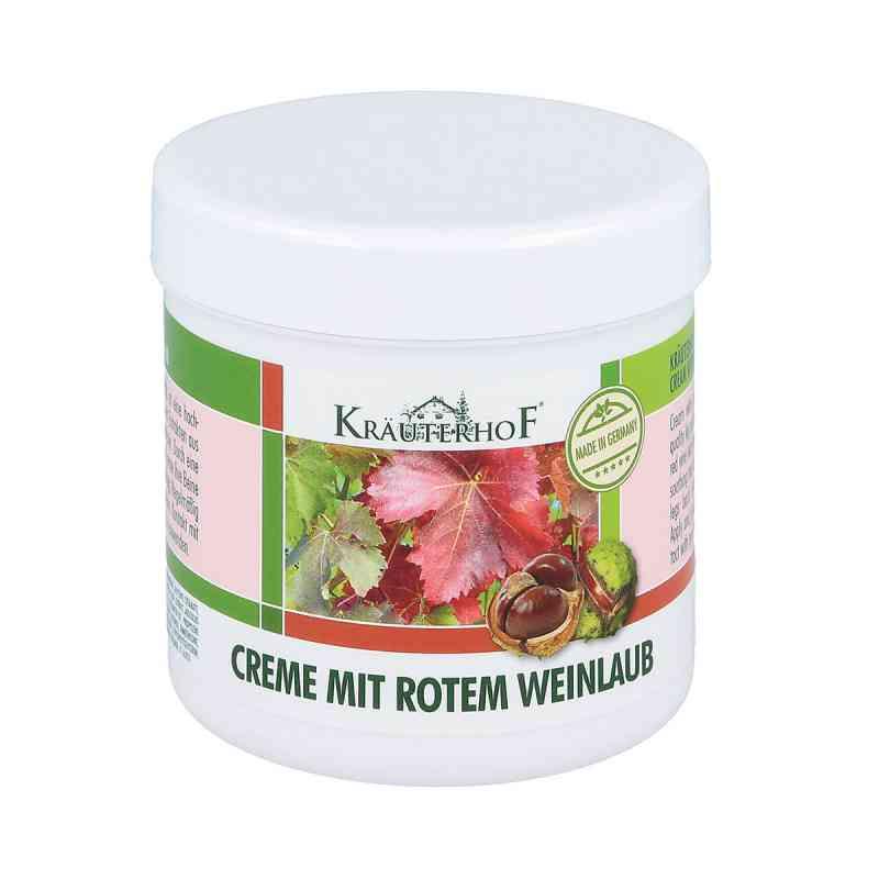 Rotes Weinlaub Creme Kraeuterhof  zamów na apo-discounter.pl