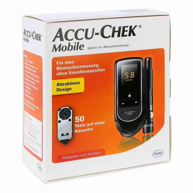 Accu Chek Mobile Set mmol/l Iii  zamów na apo-discounter.pl