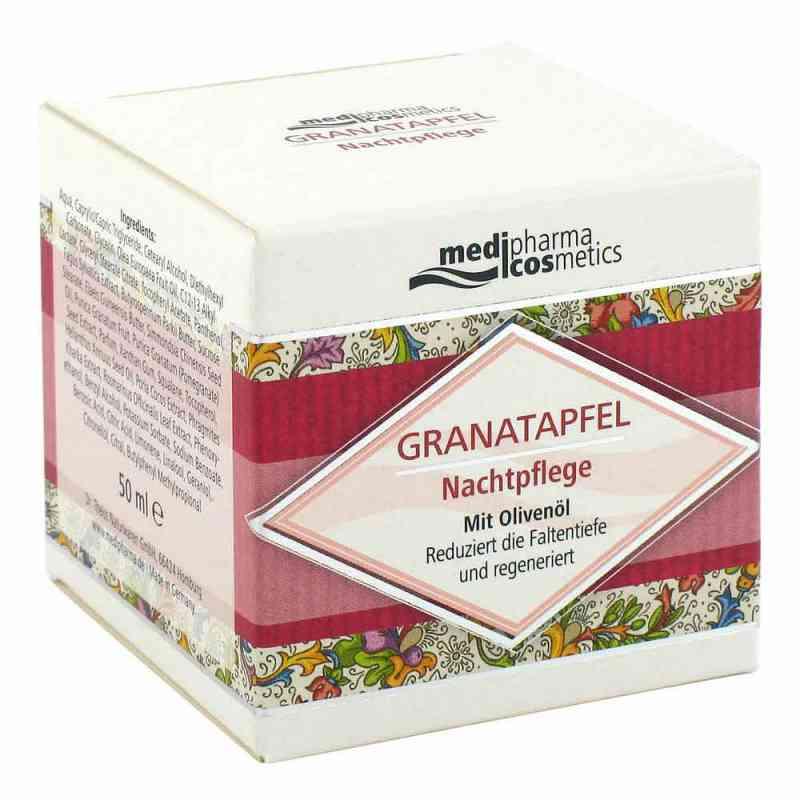 Granatapfel krem do twarzy na noc   zamów na apo-discounter.pl