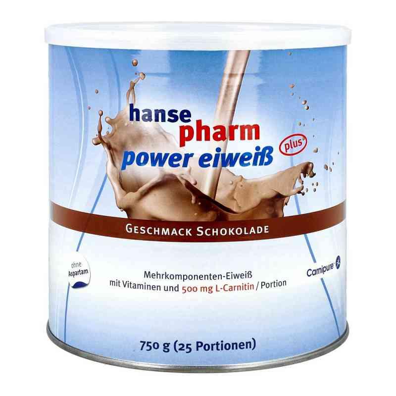 Hansepharm Power Eiweiss plus Schoko Pulver zamów na apo-discounter.pl