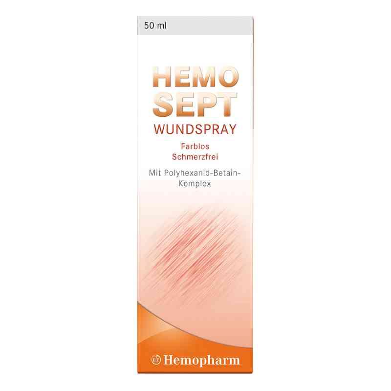 Hemo Sept Wundspray zamów na apo-discounter.pl