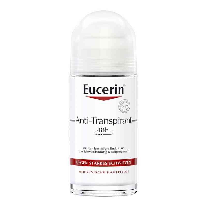 Eucerin Deodorant Antitranspirant Roll on 48 h  zamów na apo-discounter.pl