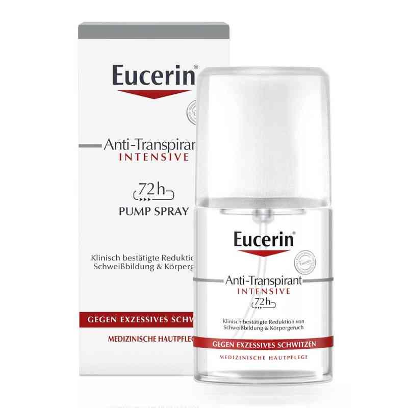Eucerin Antyperspirant Intensive Spray 72h  zamów na apo-discounter.pl
