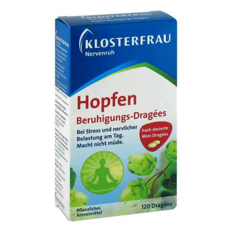 Klosterfrau drażetki na uspokojenie z chmielem zamów na apo-discounter.pl