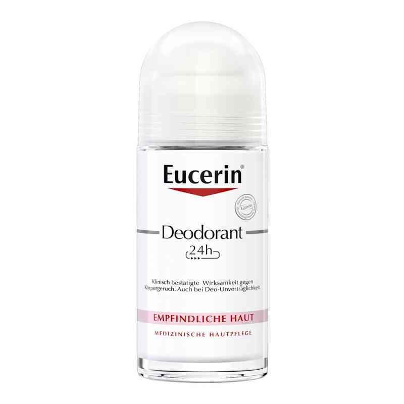 Eucerin dezodorant roll-on 24h  zamów na apo-discounter.pl