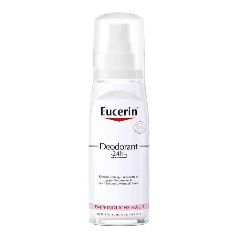 Eucerin dezodorant w sprayu 24h  zamów na apo-discounter.pl
