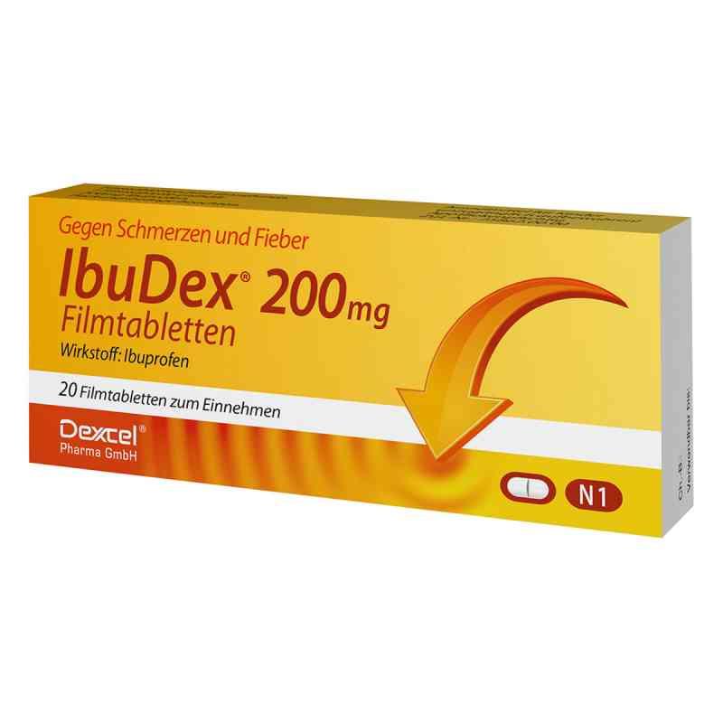 Ibudex 200 mg Filmtabletten zamów na apo-discounter.pl