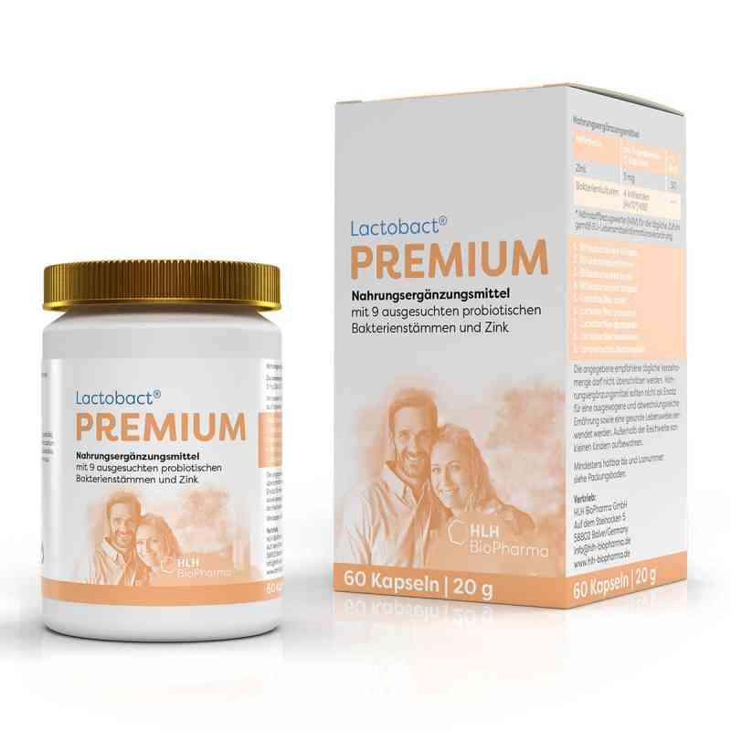 Lactobact Premium kapsułki  zamów na apo-discounter.pl