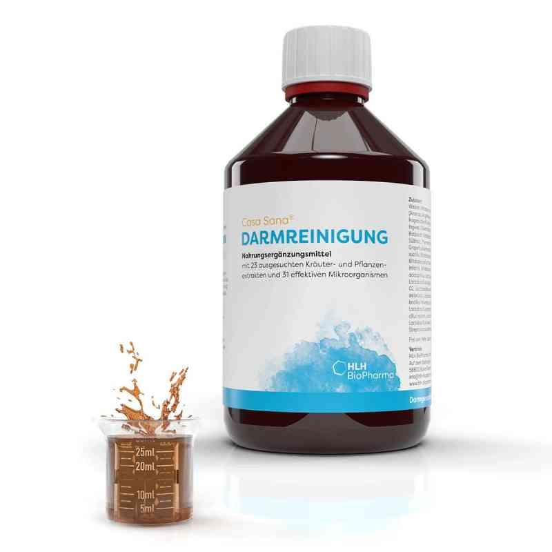 Casa Sana Darmreinigung płyn  zamów na apo-discounter.pl