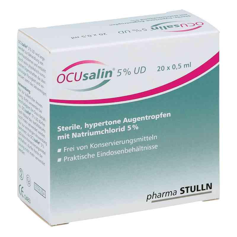 Ocusalin 5% Ud Augentropfen  zamów na apo-discounter.pl