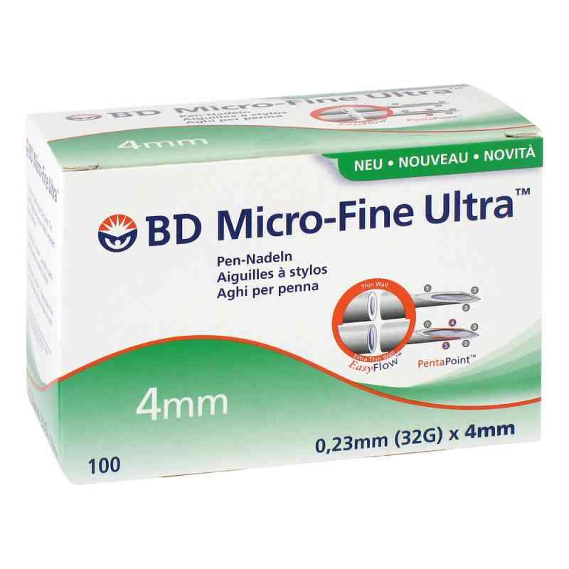 Bd Micro Fine Ultra Pen-nadeln 0,23x4 mm zamów na apo-discounter.pl