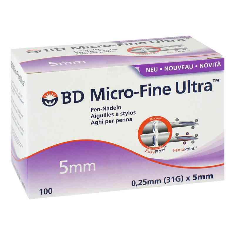 Bd Micro Fine Ultra Pen-nadeln 0,25x5 mm zamów na apo-discounter.pl